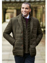 Willow Quilted Casual Blazer