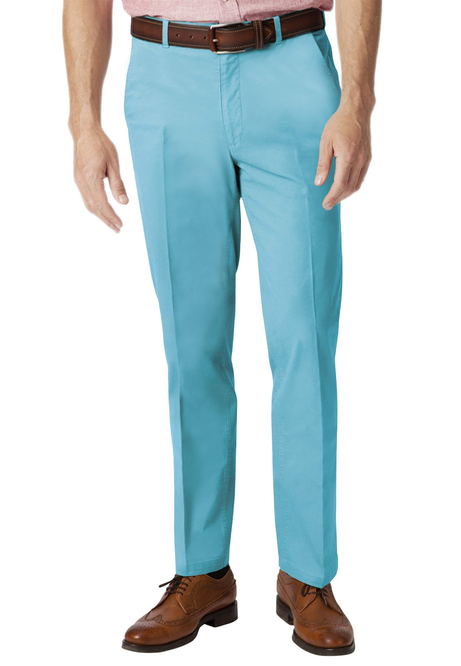 Ribblesdale Aqua Tailored Fit Cotton Stretch Summer Trouser