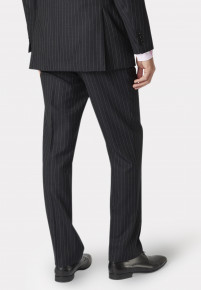 Epsom Grey Pinstripe Suit Trousers